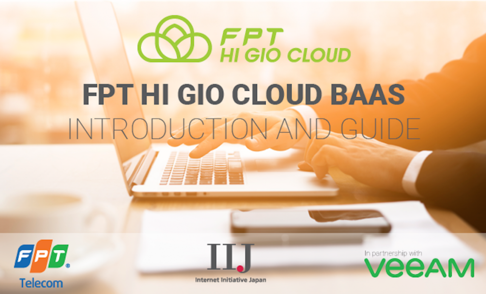 LEARN MORE ABOUT BAAS FROM FPT HI GIO CLOUD!