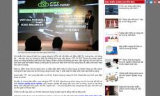 PC World VN: FPT ra mắt dịch vụ điện toán đám mây HI GIO Cloud