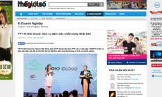 FPT HI GIO Cloud: dịch vụ đám mây chất lượng Nhật Bản