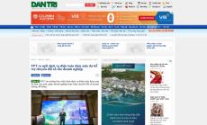 DANTRI: FPT ra mắt dịch vụ điện toán đám mây đa hỗ trợ chuyển đổi số cho doanh nghiệp