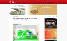 VTV NEWS: Dịch vụ Điện toán đám mây đa khu vực của FPT chính thức ra mắt tại Hà Nội