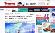 Tiền Phong: Mở rộng hệ thống với dịch vụ đám mây đa khu vực tại Việt Nam